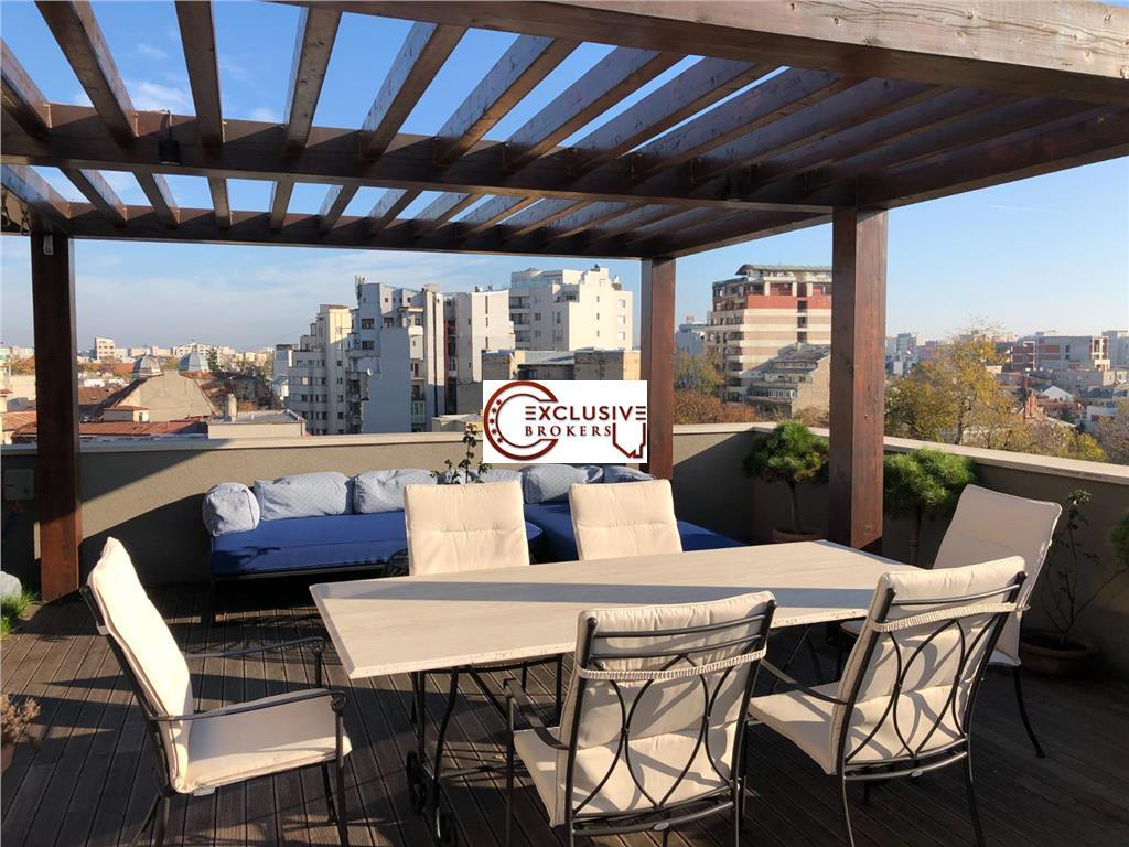 Luxury Penthouse Duplex | Universitate | Ultracentral 4 rooms |  0% COMMISSION