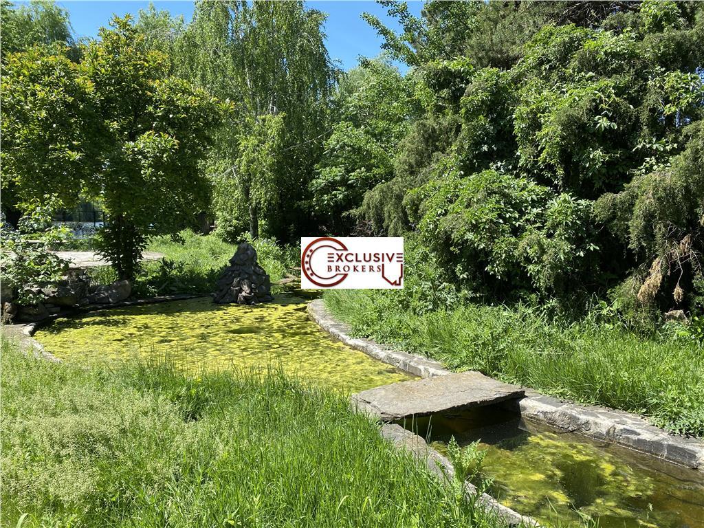 Vila deschidere Lac// Sisesti// Gradina superba// Teren 3200 mp//