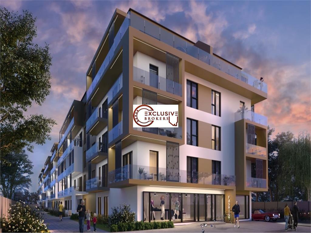 2 Rooms Apartment   Grand Park Pipera