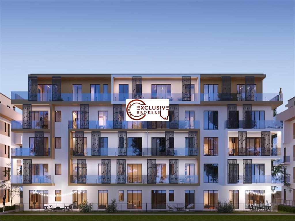 4 Rooms Apartment | Grand Park Pipera