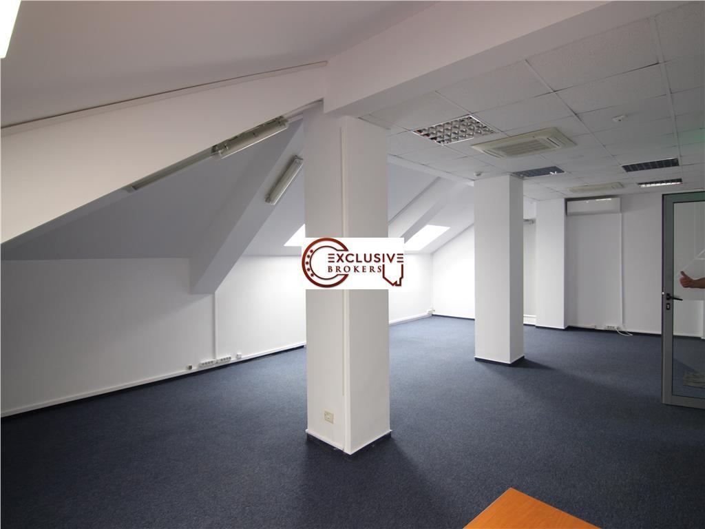 Cladire birouri PrimaveriiCharles de Gaulle!
