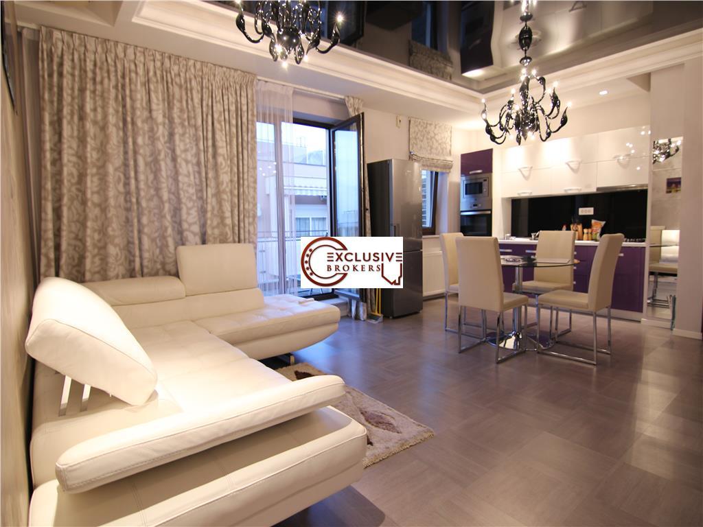 Apartament mobilat Lux Sat FrancezLe Club!