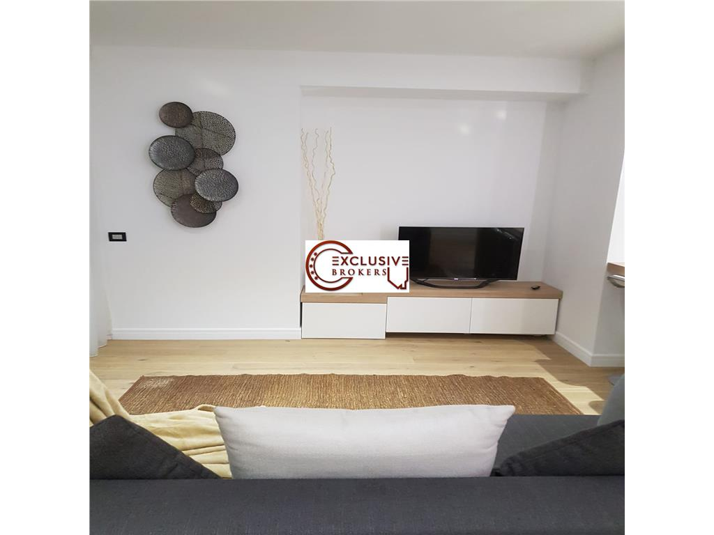 NOU! 2 CAMERE LUX CORTINA RESIDENCE!