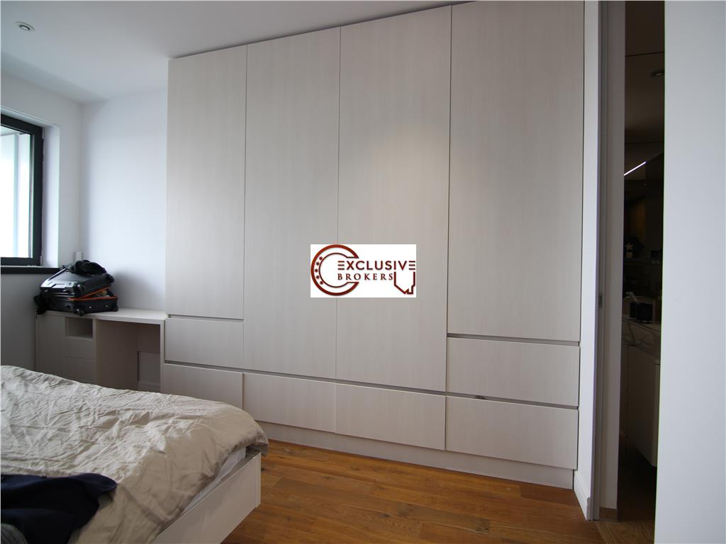 2 camere Cortina Residence! Vedere superba! Loc parcare!