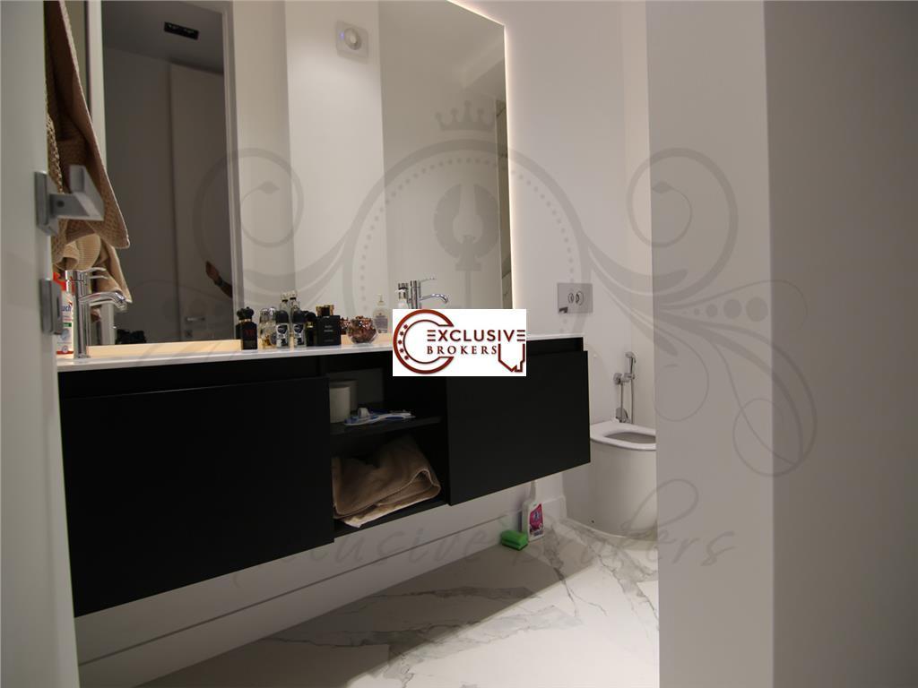 3 camere Herastrau| Renovat integral|Mobilat si utilat Lux!