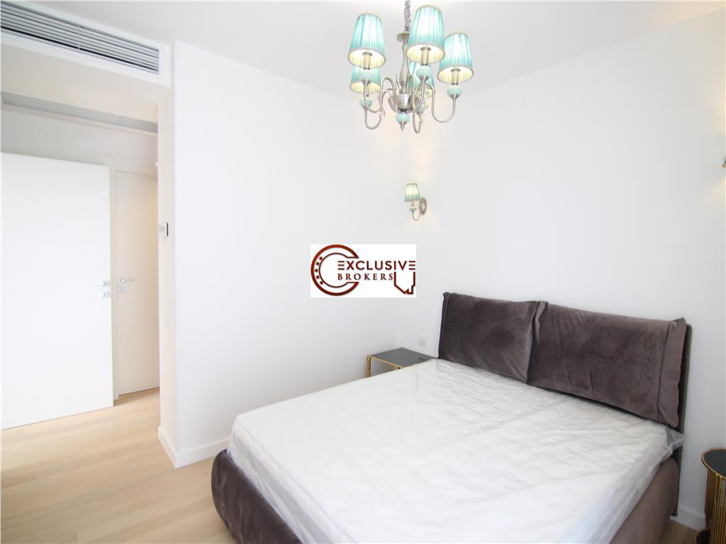Luxury 4 rooms apartment One Herastrau! Parking place 