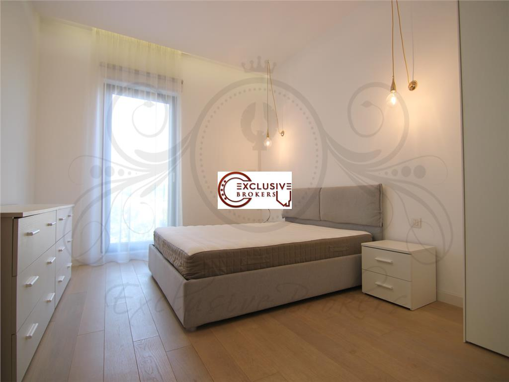 2 rooms| One Herastrau Park| Underground parking|