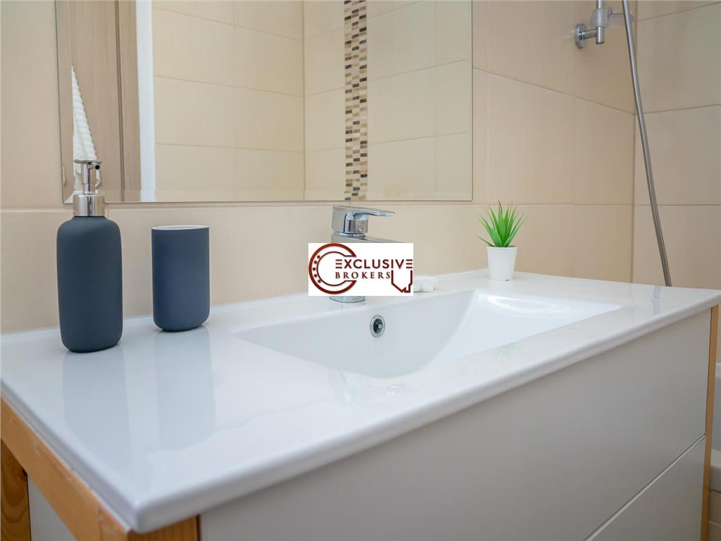 Short/Long term renting | Luxury 3 rooms | GreenfieldBaneasa|