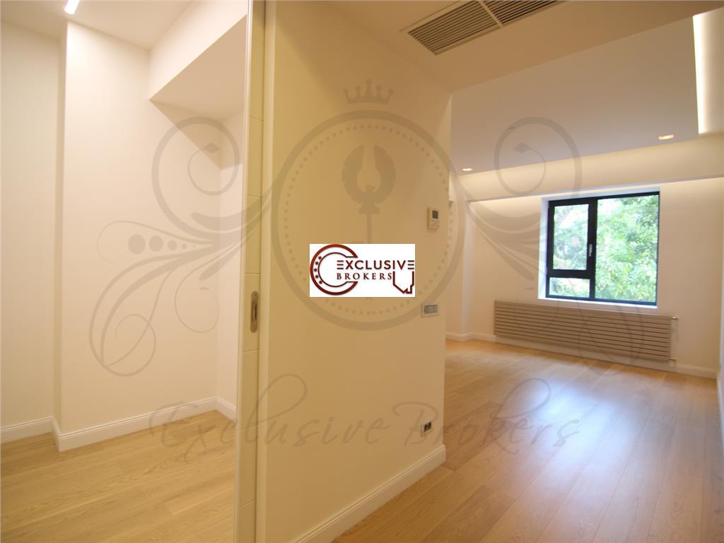 3 luxury bedrooms Primaverii  200 sqm usable  Underground parking 