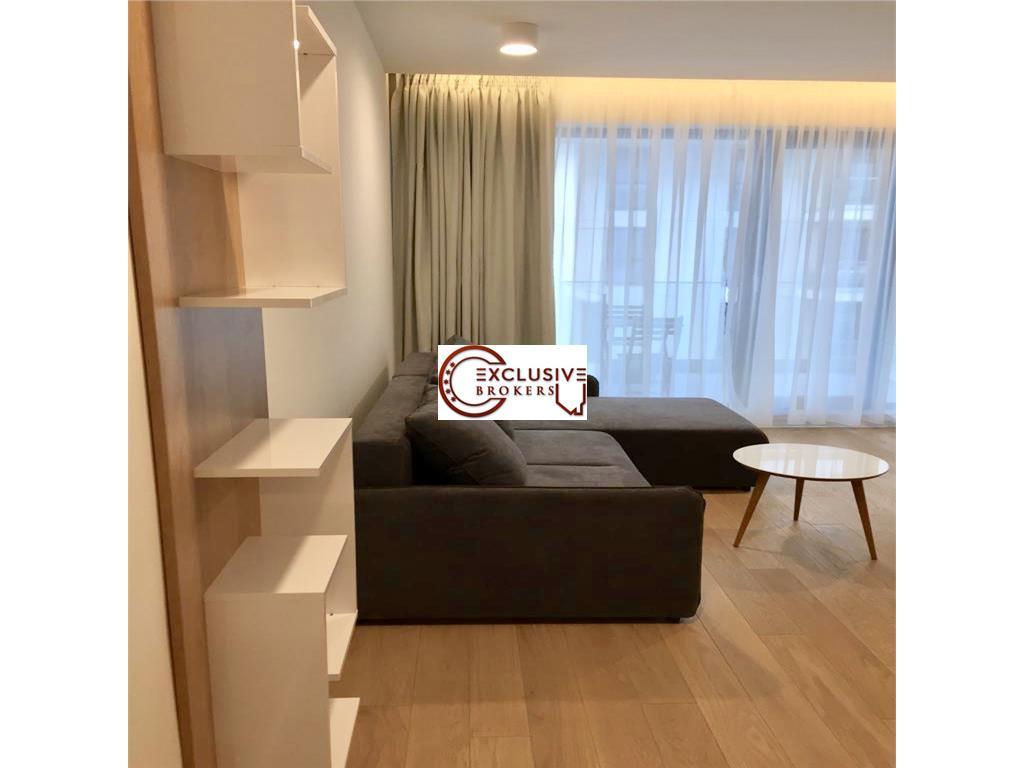 One Herastrau Plaza|2 rooms| Underground parking|