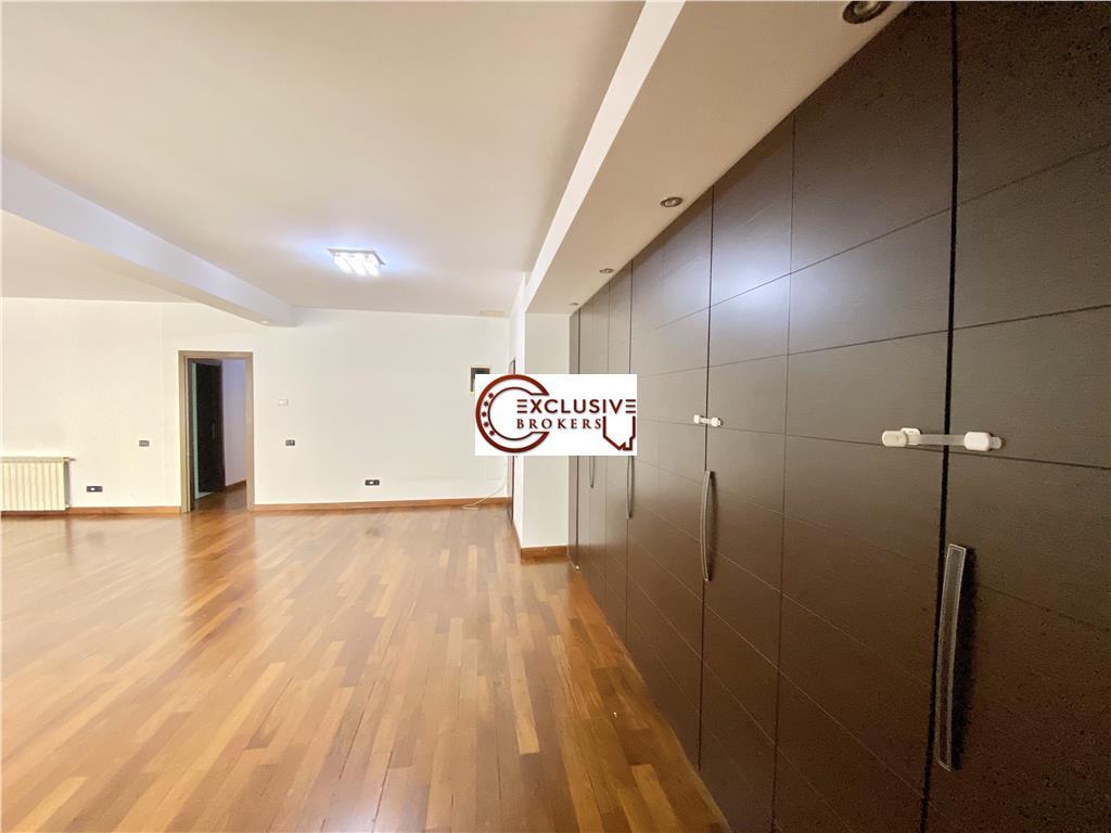 Apartament Sos Nordului, vedere libera| 175 mp utili!Loc parcare|