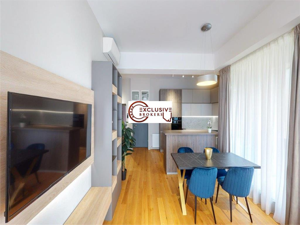 Luxury 4 Rooms Apartment|Private Garden 62 mp| Parking place|