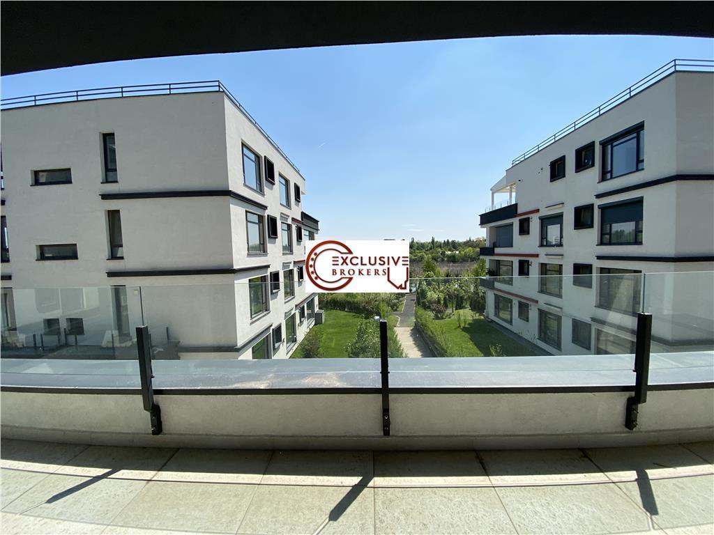 4 camere Laguna Residence|Mobilat Nou| 2 locuri parcare|