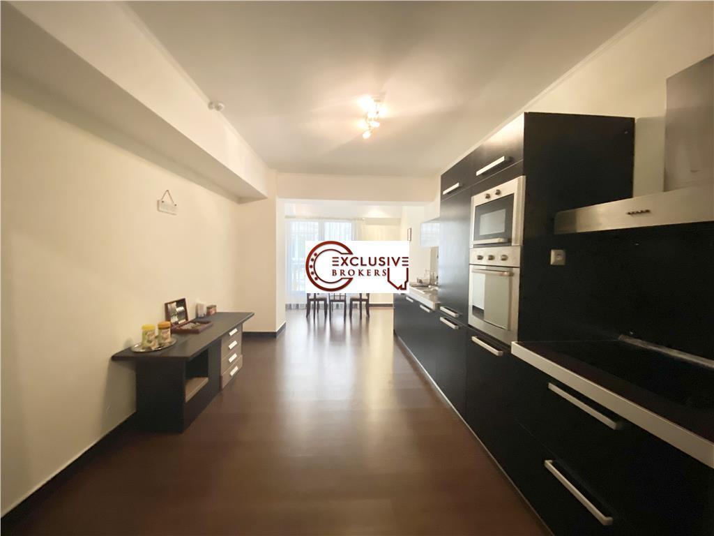 Apartament spatios Herastrau|Loc parcare|