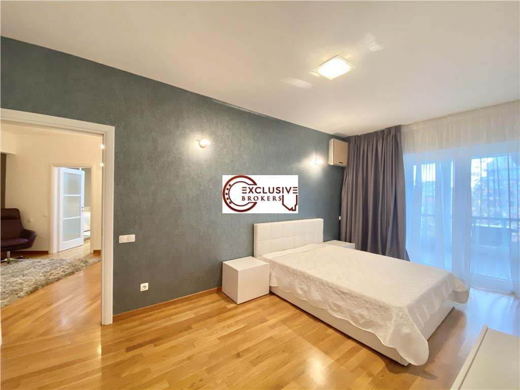 Luxury 4 rooms apartment Sos. Nordului| Open View | Parking Place|