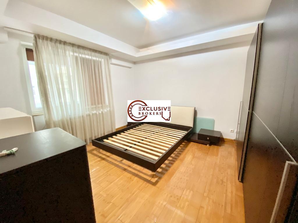 Apartament spatios Herastrau|Vedere libera| Loc parcare|