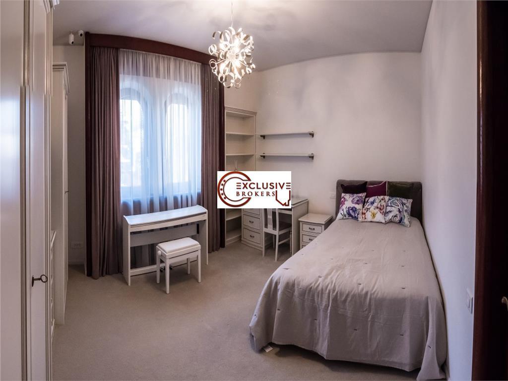 Villa for rent Primaverii area!D+P+1E| Land 1250 sqm|