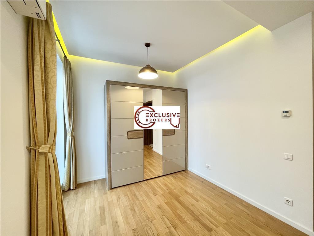 Penthouse 3 camere superb/Imobil boutique/Parcare subterana