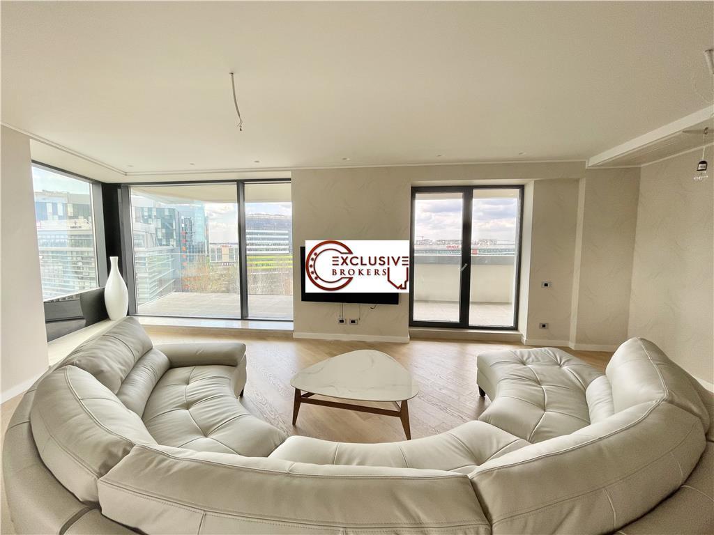 3 Luxury Rooms  Aviatiei Amazing View 