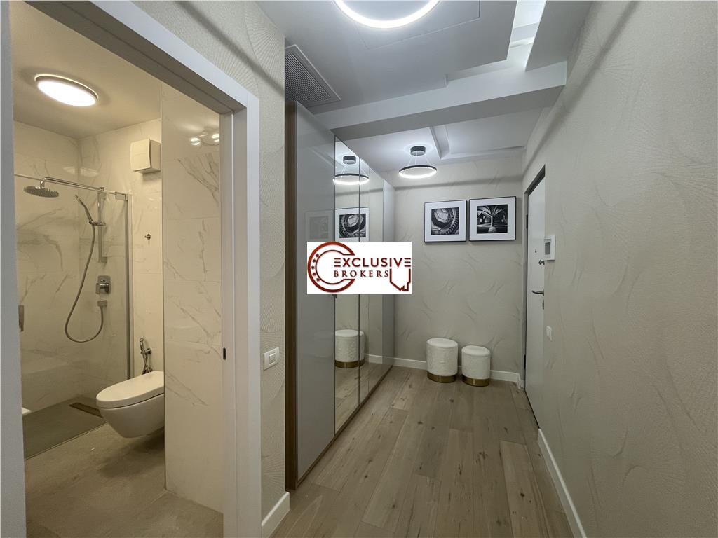 Investitie! Apartament ultrafinisat/Mobilat nou/Herastrau