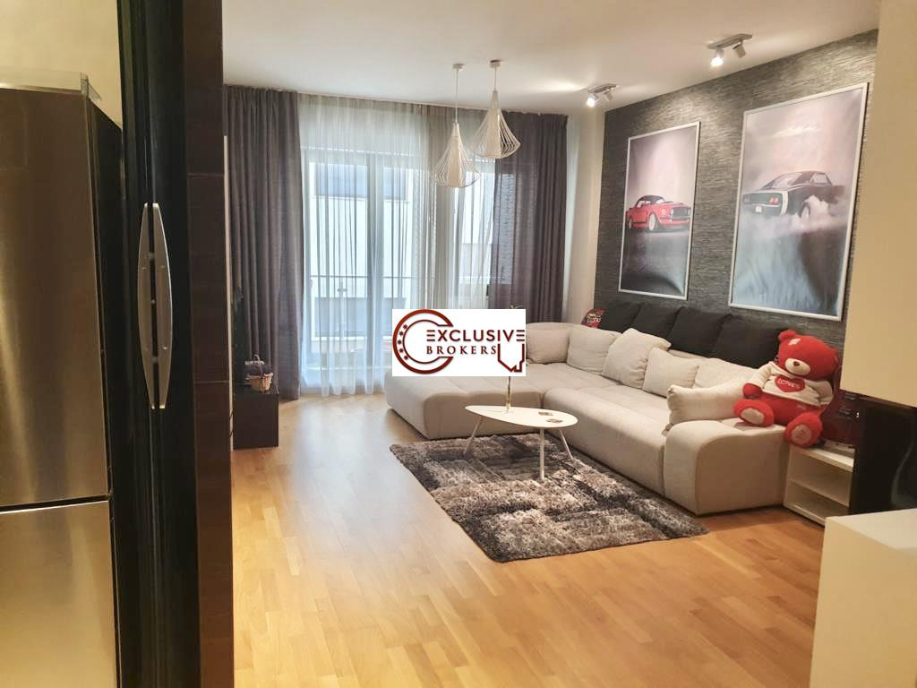 2 camere Aron CotrusLe Club Mobilat modern  Parcare 