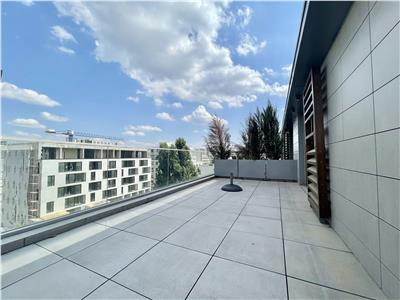 First use! Penthouse 3 Rooms Lux Herastrau-Nordului! 2 parking