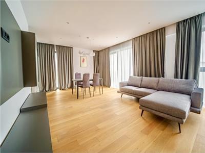 Luxury 3 bedrooms|One Herastrau Towers|2 parking|
