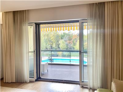 Spacious 3 Rooms apartment Sos. Nordului-Herastrau Fully renovated 
