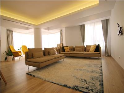Apartament ultrafinisat Herastrau! Mobilat, utilat complet!