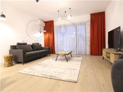 Apartament 2 camere mobilat Lux Herastrau!