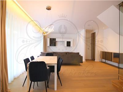 Luxury Duplex One Herastrau Plaza! 2 Underground Parkings   