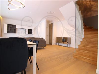 Luxury Duplex One Herastrau Plaza! 2 Underground Parkings| |