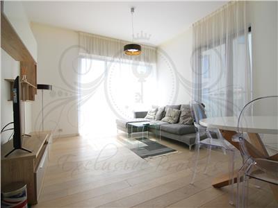 2 rooms| One Herastrau Park| Underground parking|
