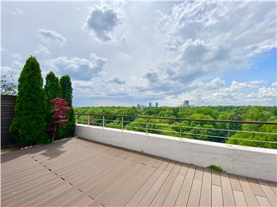 Exclusive 4 beds Penthouse Herastrau|Open View to the Park|2 Parkings|