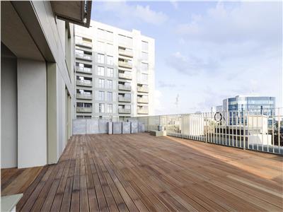 3 Rooms Aviatiei Park| Terrace 50 mp| Underground parking|