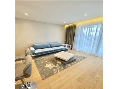 First use| 2 rooms| One Herastrau Plaza| Underground parking|