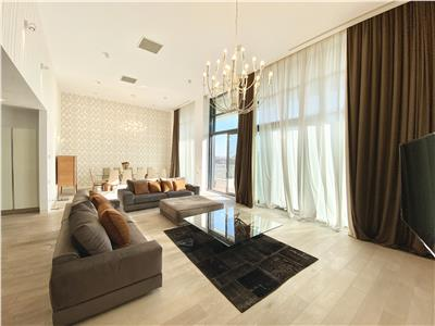 Spectacular 6 rooms Penthouse! Amazing View over Floreasca Lake!
