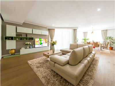 Luxury 4 rooms apartment Cortina Residence|2 parking |