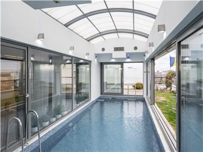Vanzare Penthouse cu piscina Primaverii| Imobil de exceptie|