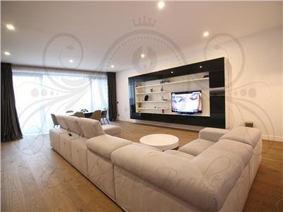 Apartament superb mobilat Rovere Herastrau! Cortina Residence!