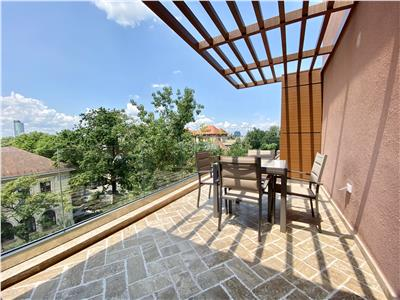 Firs rent| 3 rooms Dorobanti-Capitale |Panoramic View|