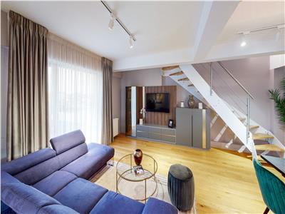 Luxury 3 rooms Duplex |Aviatiei Area|2 parking places|