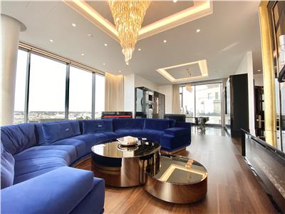 Luxury Penthouse Herastrau|Smart Home|Amazing View|