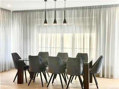 Apartament ultrafinisat  Floreasca  Parcare subterana 