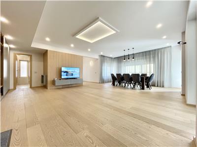 Apartament ultrafinisat Floreasca-Agora Parcare subterana!
