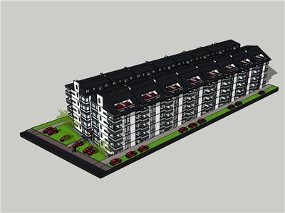 Teren Chiajna-Dudu|Dezvoltare imobiliara| P+2+M|